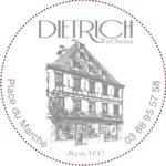 Logo client accompagnement conseil visibilité internet: société Dietrich à Obernai
