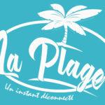 logo client restaurant La Plage